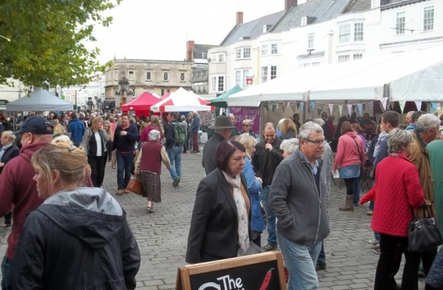 Award-winning markets in Somerset