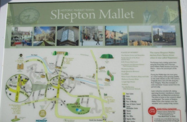 A potted history of Shepton Mallet