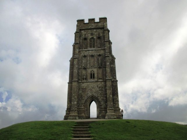 Places to go in Somerset - Glastonbury Tor