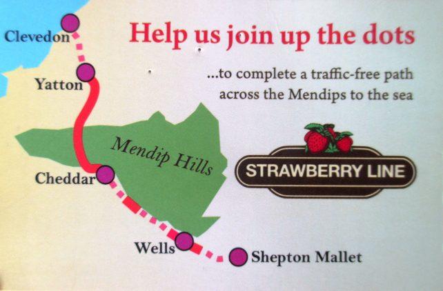 Strawberry Line