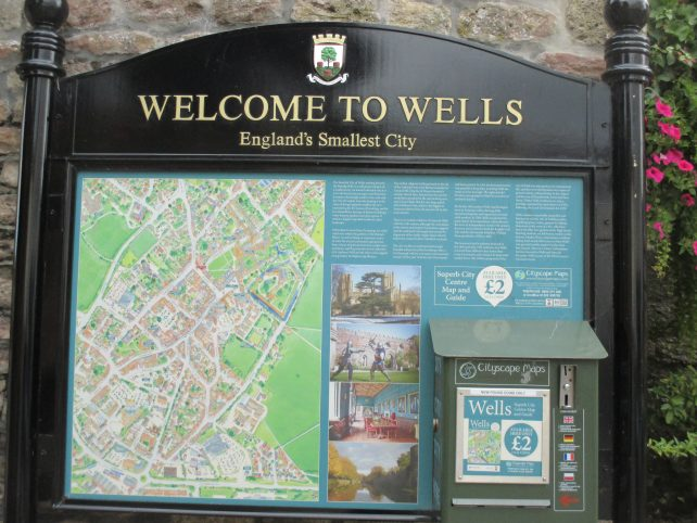 Things to do in Wells Somerset