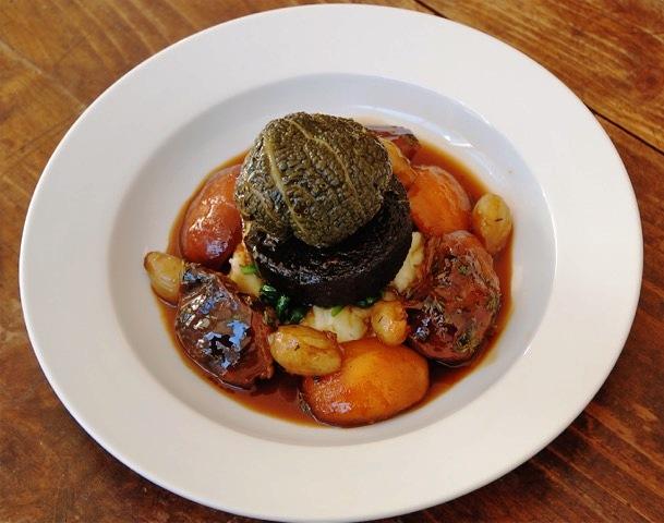 A dish from Ian Bates