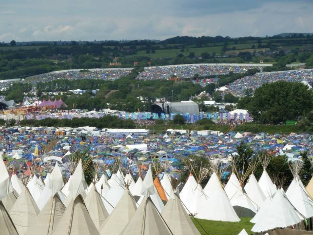 Festivals in Somerset