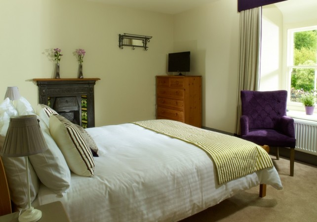 The bedrooms look very different now!