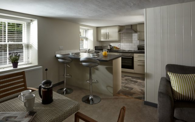 self-catering somerset