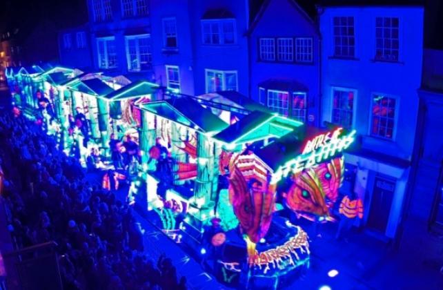 Somerset Carnivals