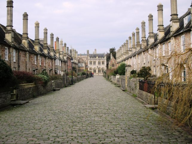 Places to stay in Wells