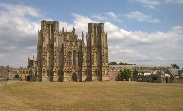 Wells Cathedral West Front