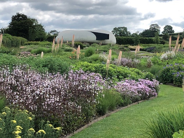 Hauser and Wirth gardens